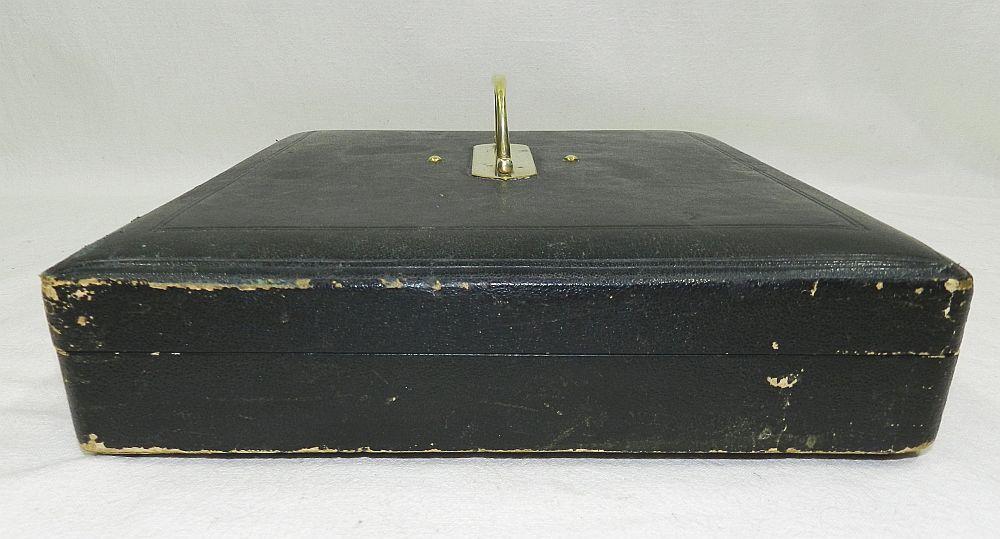tres bel ecrin coffret ancien christofle pour menagere 24 couverts xixe ebay. Black Bedroom Furniture Sets. Home Design Ideas